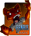 Fenris Rants Sticker