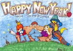 HAppy New Year from TUS