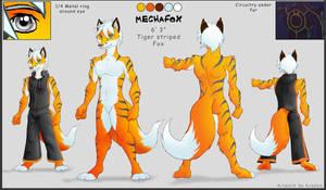 MechaFox Character Sheet