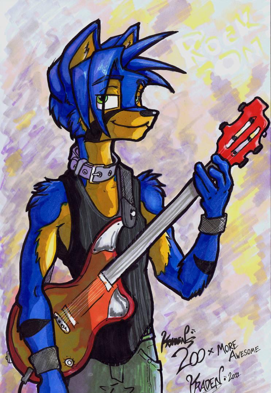 Moody Guitar ID - 2011 by Kraden