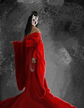 Empress Nekokageoku the great and subjugating