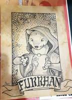 CFG2017 - Furrhan Crosshatch by Kraden