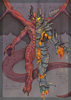 Geomancy - Hellfire by Kraden
