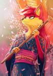 Sakura Season by Kraden