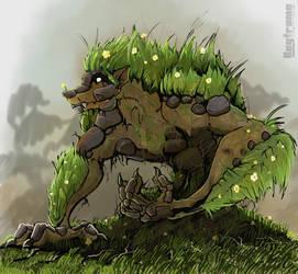 Grassy Gnoll