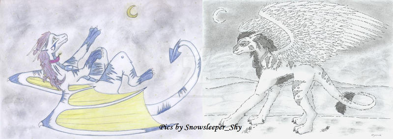 Old Pics for me from Shy by MoondragonEismond