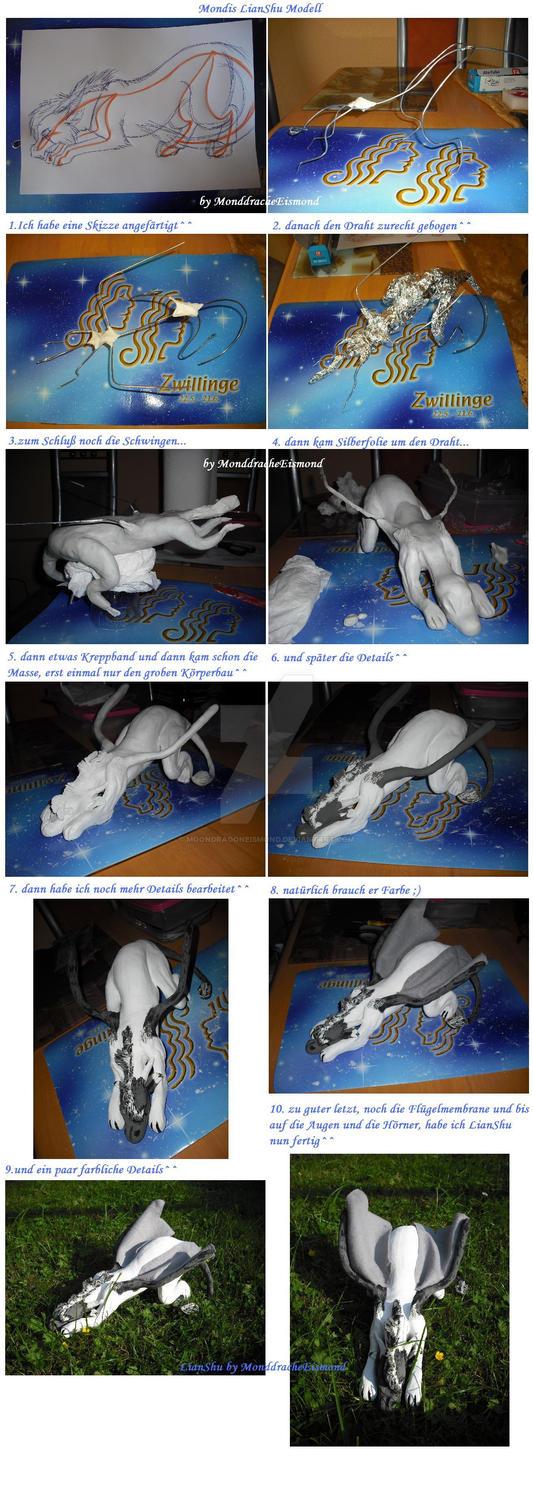My Dragon LianShu Model by MoondragonEismond