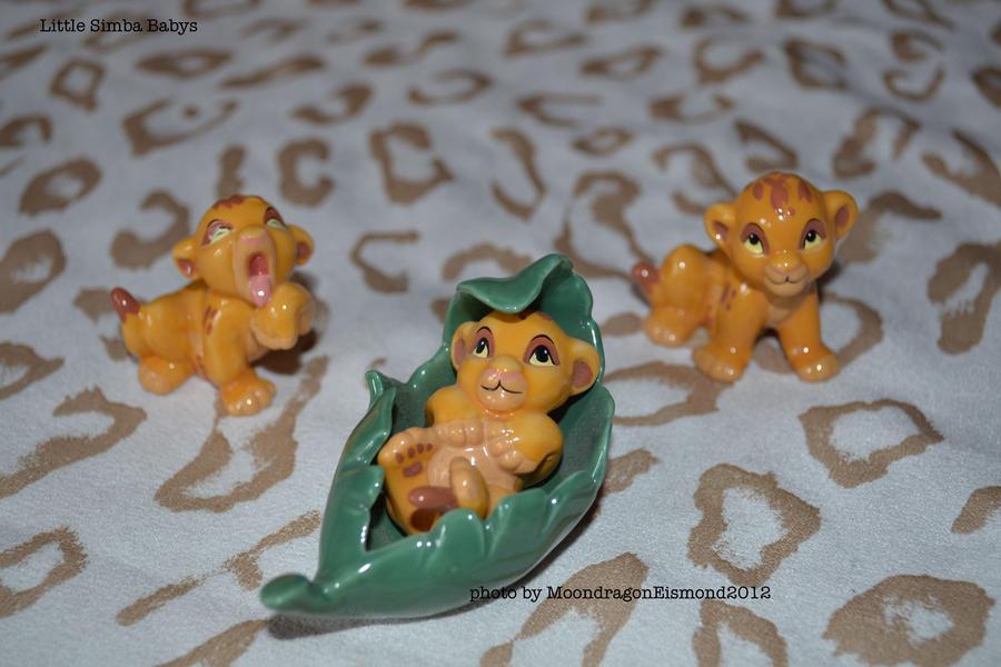 Simba Babys - TLK by MoondragonEismond