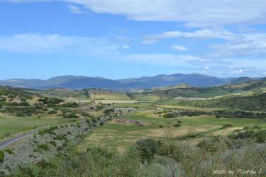Italien Reise - Sardinien Landschaft by MoondragonEismond