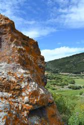Sardinien Elefantenfels und Landschaft Sardinien by MoondragonEismond