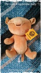 Lion King Musical Simba Baby by MoondragonEismond