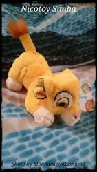 Little Nicotoy Simba by MoondragonEismond