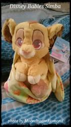 Disney Babies Simba by MoondragonEismond