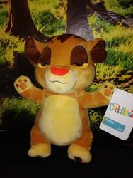 Lion King Simba Cuddlez