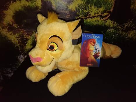 Disneystore Lion King Simba 2019