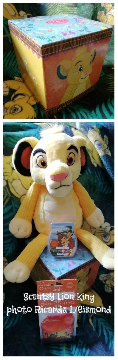 Lion King Scentsy Simba