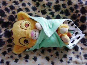 Lion King little Simba Baby