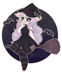 [C] - Witches.Poppet by DucciDraws