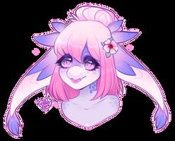 Pretty Dragon~! by Cheebii