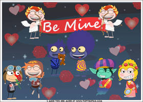 My Valentine's Photo From Poptropica by PurpleClaw750
