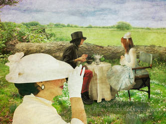 Afternoon Tea by Lissaburd