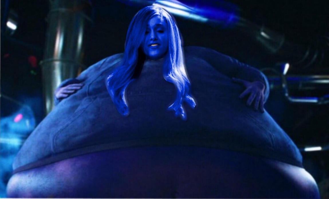 Ariana blueberry 5/7 by Jinglevellrock
