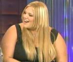 Megan: my version of a hot blonde