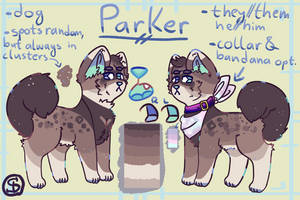 parker ref by muttpilot