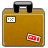 Suitcase icon by sycamoreent-REMIX