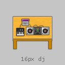 16px dj by sycamoreent-REMIX
