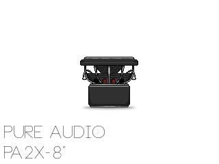 Pa2x8 Pixel Art by sycamoreent-REMIX