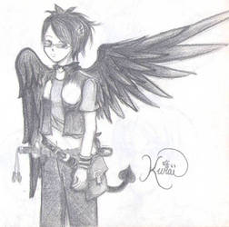 Kurai: Black Angel Redo