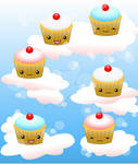 Cupcakes and Clouds