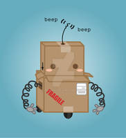 Box Robot by Nashiil