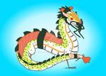 Sushi Dragon