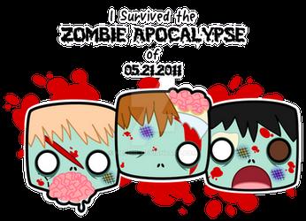 Zombie Apocalypse by Nashiil