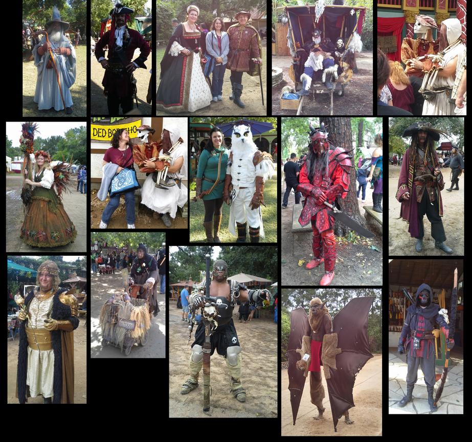 Texas Renaissance Festival 2013 by Nashiil