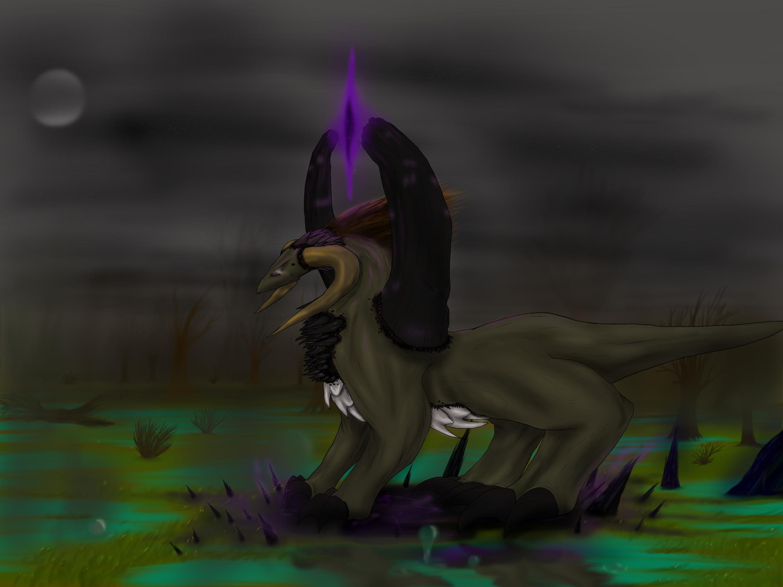 Dark matter by ThemeFinland on deviantART