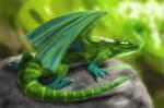 Wee 'lil dragon