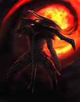 Dragon elements of dark souls 2: Dark by ThemeFinland