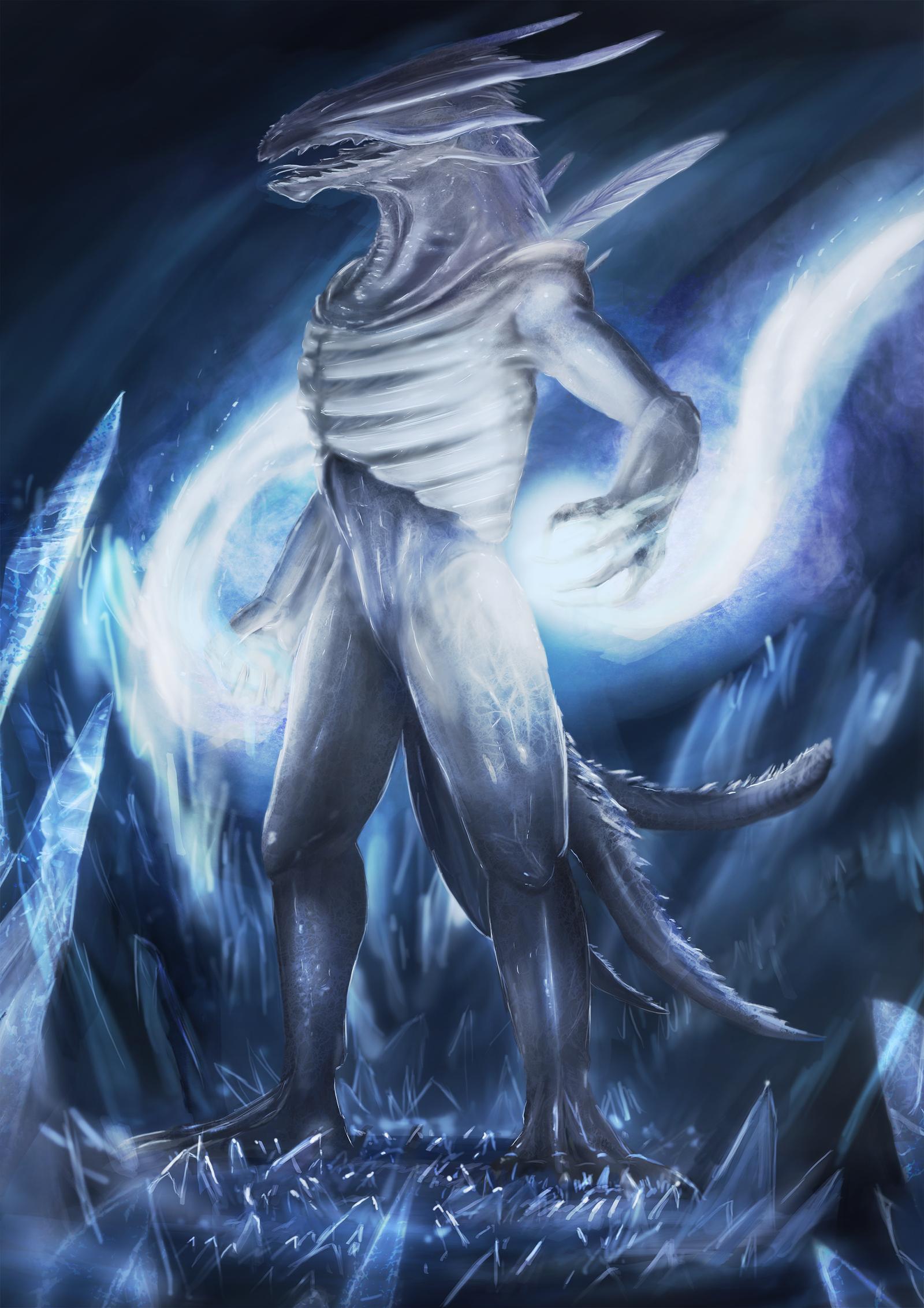 Dark Souls Blue Tearstone Ring