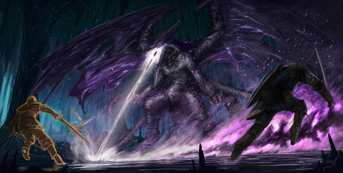 Darkeater Midir by ThemeFinland