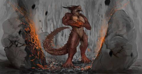 Eastern dragonoids by ThemeFinland