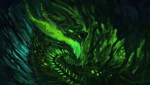 Miasma dragon by ThemeFinland