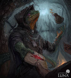 Chameleon spy by ThemeFinland
