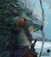 Boreal archer by ThemeFinland