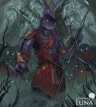 Naga spearmen