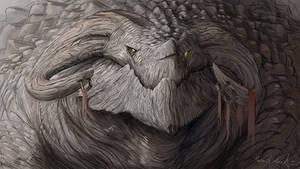 Elder dragon by ThemeFinland