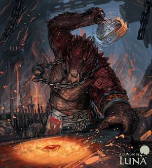 Legendary blacksmith