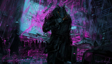 Corporate warfare [commission] by ThemeFinland